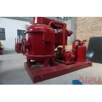 China APZCQ Vacuum degasser for different well drilling mud process at Aipu solids wholesale