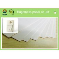 China C1s High Bulk Packaging Box Paper For Medicine Boxes 210gsm ~ 400gsm wholesale