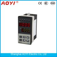 China 48*96mm PID SSR Industrial Digital Temperature Controller wholesale