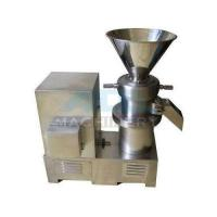 Quality Stainless Steel Chemical Industry Food Dairy Cosmetics Paint Laboratory Peanut Butter Walnut Grinder Colloid Mill for sale