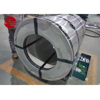 China Cold Rolled Galvanized Steel Sheet 0.4mm Thickness GI Steel Sheet 600mm - 1250mm Width wholesale
