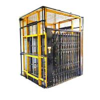 China Steel Construction Hoist Elevator , Construction Material Lifting Hoist on sale