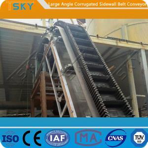 China Large Conveying Capacity 500mm Rubber Belt Conveyor wholesale