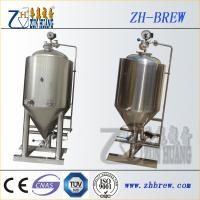 Quality 200l beer fermenters for sale bar Factory supply beer making machine beer for sale