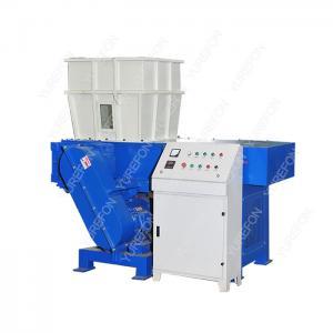 China Multi Function Single Shaft Plastic Waste Shredding Machine SN - S3980 Low Noise wholesale