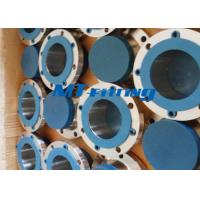 China Welding Neck Flanges Pipe Fittings RF ASME B16.5 CL900 Stainless Steel Flange wholesale