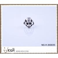 China Hot Selling #6, #8, #10, 5.5g 316l Stainless Steel Ring H-JK0035 wholesale