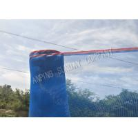 China High Tensile Strength Plastic Bug Screen Non Toxic With Fire Retardant Function wholesale