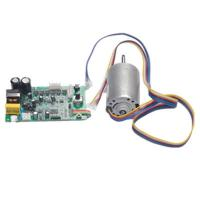 China Controller Integrated Brushless DC Motor , 57mm Micro Brushless Motor For Robotics wholesale