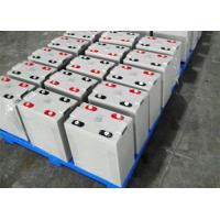 China Solar Power Battery Sealed Lead Acid Battery 600ah No Corrosive Long Service Life wholesale
