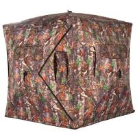 Custom Made Illusion Folding Ground Hunting Tent Blinds Deer Easy Set Up