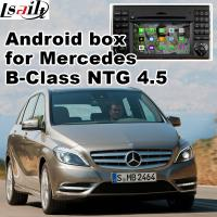 Buy cheap Mercedes - benz  B class mirror link android car navigation 8 / 16 GB ROM product