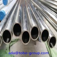 China Heavy Wall Duplex Stainless Steel Pipes ASTM / ASME A789 / SA789, A790 / SA790 wholesale