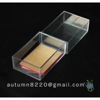 China BO (101) acrylic beauty case wholesale