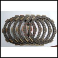 China Motorcycle Clutch Disc Clutch Plate CG125 Rubber Cork on sale