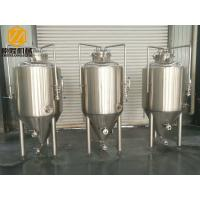 China Brewpub Small Brewery Equipment , 2HL Beer Fermentation Nano Brewery Equipment wholesale