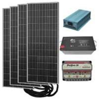 China 500w Solar power system solar home system solar energy system kit for home use for residential use wholesale