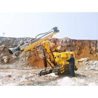 Buy cheap JC860 Rock blasting drilling rig with DTH technology from wholesalers