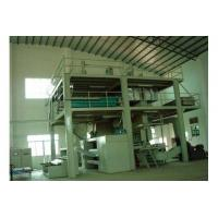 China High Speed Non Woven Fabric Machine , Needle Punching Machine Reliable Process Adjustment wholesale