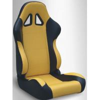 China Adjustable Universal Sport Racing Seats For Car / Auto One Year Warranty wholesale