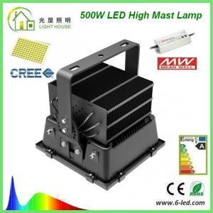 China Outdoor 600W LED High Mast Lighting CE RoHS , High Mast Poles wholesale