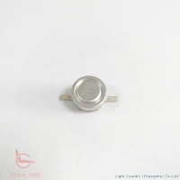 Buy cheap T23 Round Bimetal Thermal Protector Manufacturer LC For Microwave Oven from wholesalers
