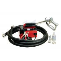 China Fuelworks 10304010A 12V 10GPM Fuel Transfer Pump Kit with 13' Hose and Manual Nozzle wholesale