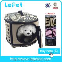 China Comfort Travel designer dog carrier soft pet cage/crate dog bag carrier dog purse carrier wholesale