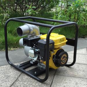China High efficiency 4 Stroke Gasoline Water Pump , petrol engine water pump on sale