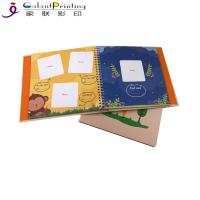 China Hardcover Baby Memory Books Pregnancy And Baby Memory Book My First Five Year Photo Diary wholesale