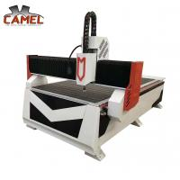 China Jinan CAMEL CA-1325 1300*2500mm 4 axis cnc router woodworking cutting engraver machine on sale