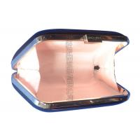 Quality Professional Custom EVA Cosmetic Bag / PU Surface Makeup Carrying Case for sale