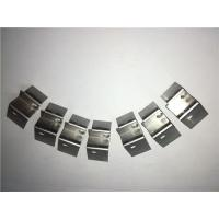 Quality Aluminum Bend Heat Sink Sheet Metal Bending Dies Forstamping Led Light Parts for sale