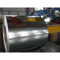 China DX53D+Z Galvanized Steel Coil For Garage Doors With 508mm Inner Diameter wholesale