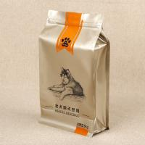 China Air Proof Pet Food Packaging Bag Custom Printing Plastic Aluminum Foil For Dog Cat Food on sale
