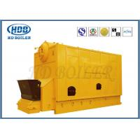 China Industrial Steam Hot Water Boiler System , Horizontal Gas Fired Steam Boiler wholesale