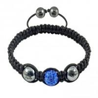 Quality Crystal Bangle Bracelets CJ-B-127 for sale