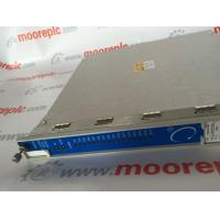 China BENTLY NEVADA 134652-01  Module wholesale