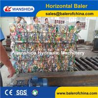 China PET Bottles Baling Press wholesale