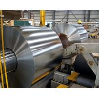 Buy cheap 914mm - 1250mm non-oriented silicon Cold Rolled Steel Coils / Coil from wholesalers