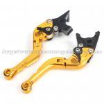 China CNC Billet Motorcycle Brake Parts For BMW K 1200 R R1200R Adjustable Levers wholesale