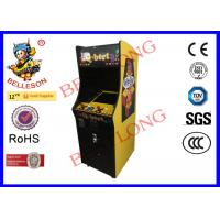 Buy cheap 19''Inch LCD Screen Upright Arcade Game Machine Coin Operated two players with Sanwa Joysticks product