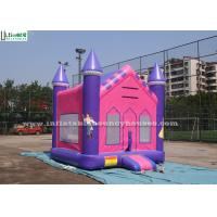 China Princess Palace Inflatable Bounce Houses wholesale