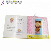 China 350gsm Art Paper Printing Services Custom Delicate Children Educational Board Book wholesale