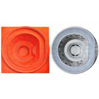 China Customized Round Spa Mold Smooth Surface High Strength Overflow Gratings wholesale