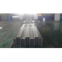 China Building Floor Deck Forming High Duty Metal Deck Roll Forming Machine Auto Control High Working Efficiency wholesale