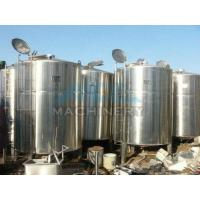 China Sanitary Stainless Steel Detergent Liquid Mixing Tank (ACE-JBG-A) wholesale