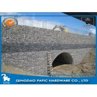 Quality Antirust Hot-Dip Galvanized Steel Gabion Baskets Landscape Building for sale