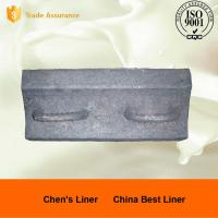 China Pearlitic Chrome Molybdenum Sag Mill Liners Impact Value AK 60J wholesale