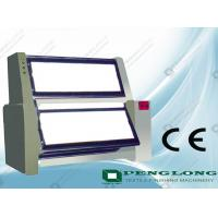 China Tubular Fabric Inspection Machine,Cloth Inspecting Machine For Double Sides on sale